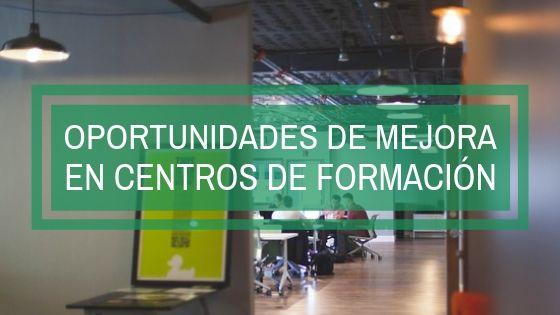 oportunidades de mejora, sistema de gestión, certificado iso 9001, centro de formación, spg certificación