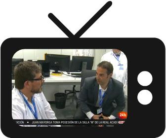 Reportaje de auditoría de certificación ISO 9001 en televisión (Repor de TVE), en el Hospital del Mar de Barcelona