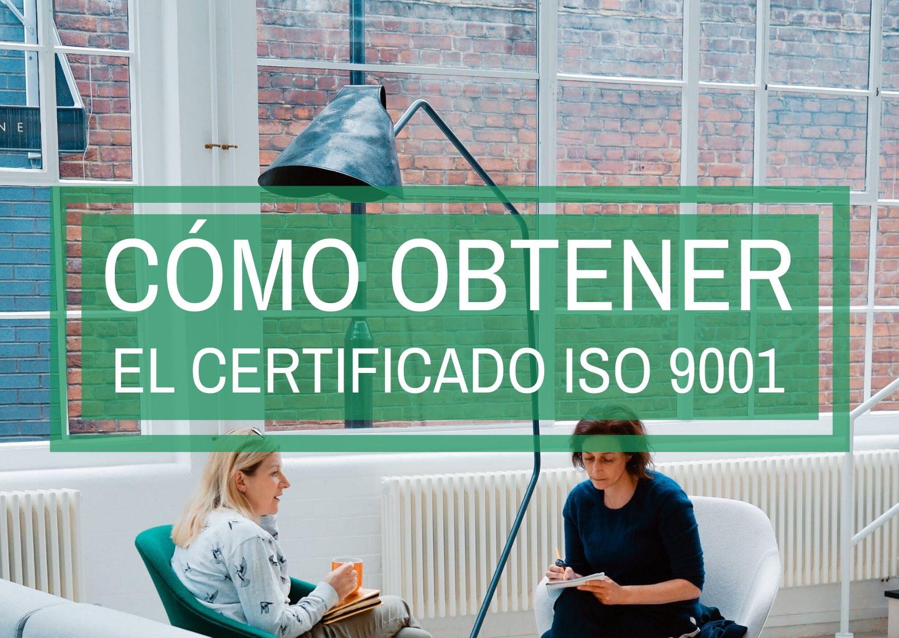 Cómo obtener el certificado iso 9001 en 2020, por SPG certificación