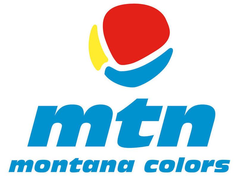 Logo Montana colors